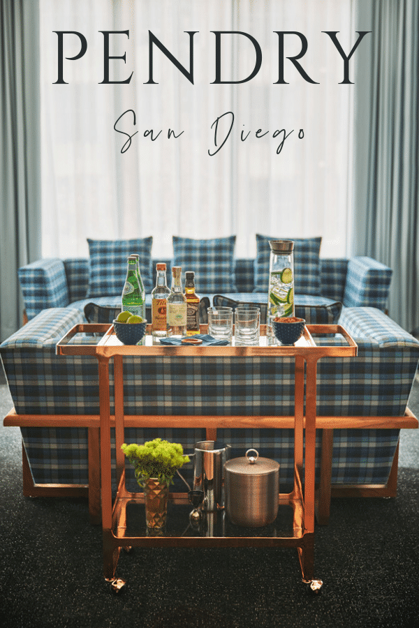 Everything you need to know before checking into Pendry San Diego including room/suite types, kids' amenities, famous pool parties, dining and more.