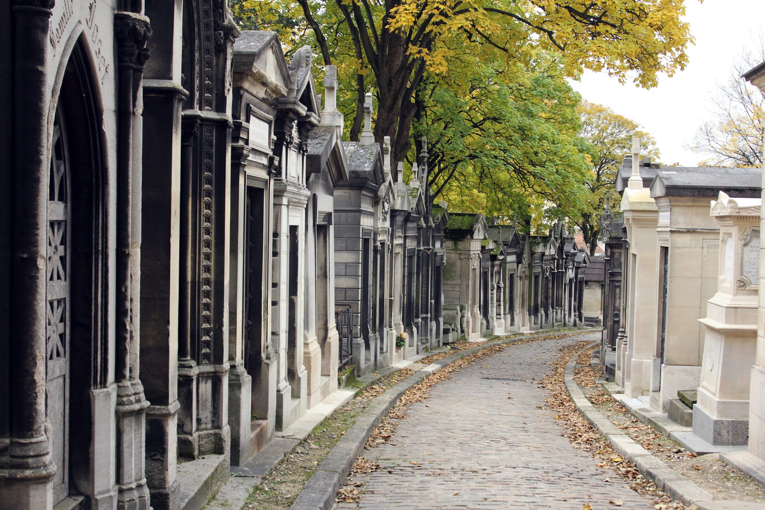 Things to do in Paris: Pere Lachaise cemetery