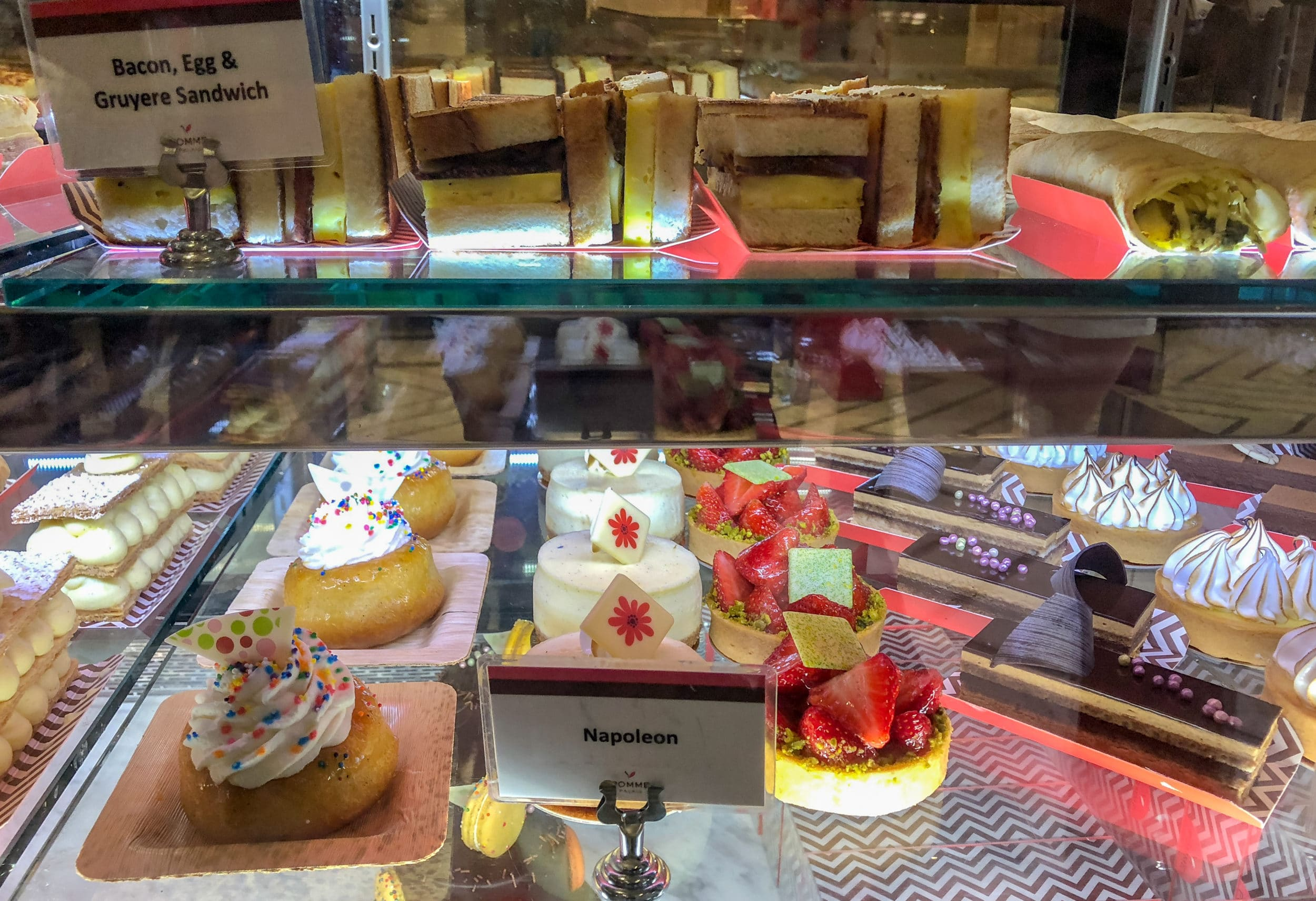 Pomme Palais patisserie at Lotte New York Palace