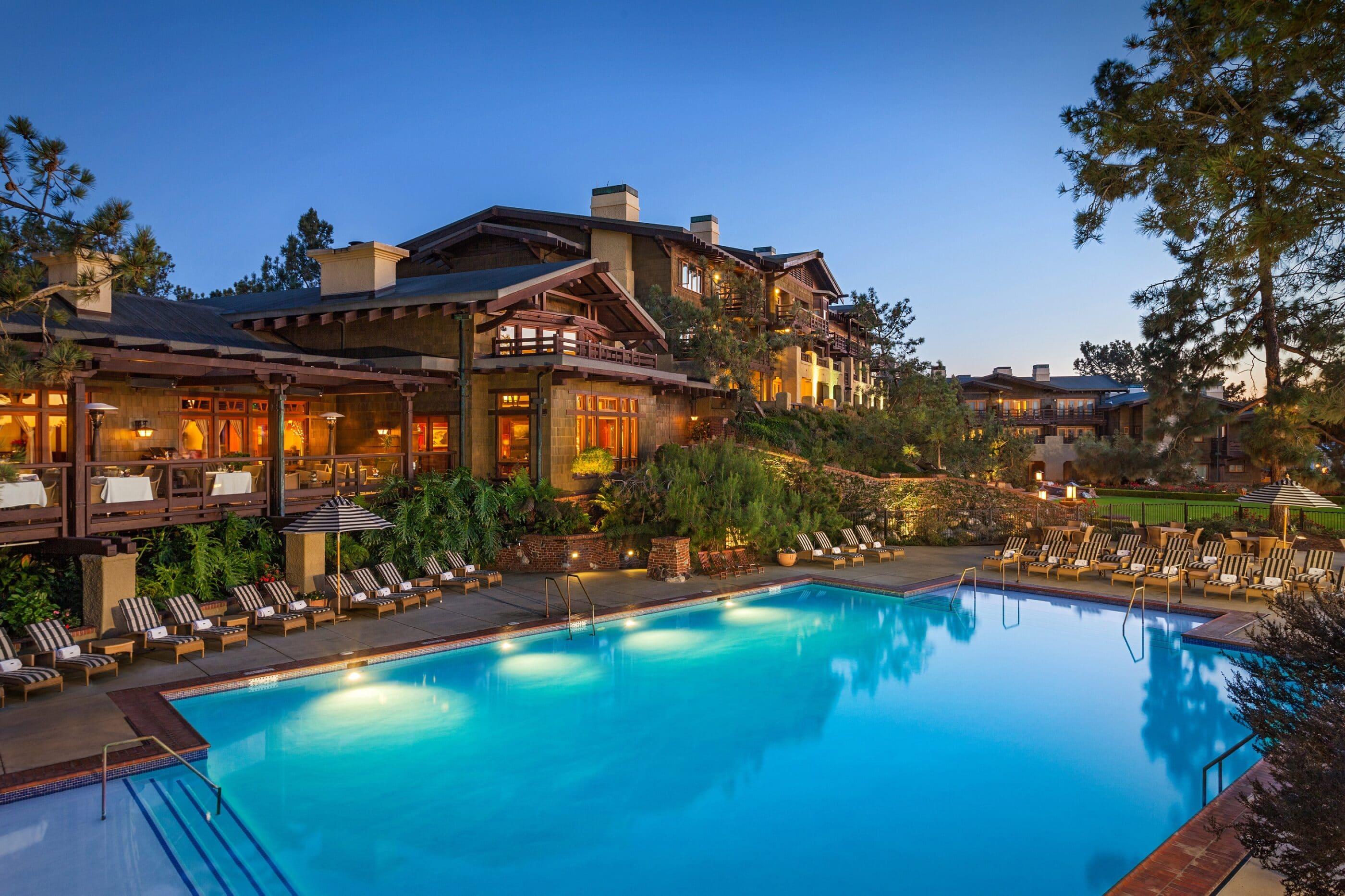The Lodge at Torrey Pines, La Jolla's best luxury hotel.
