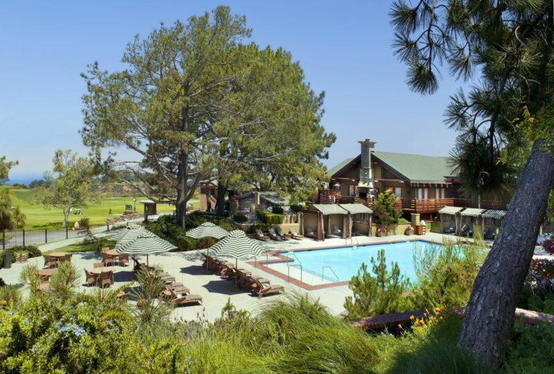 the lodge at torrey pines pool
