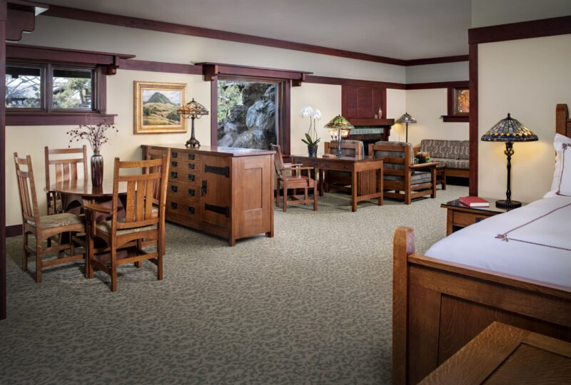 the lodge at torrey pines robinson suite