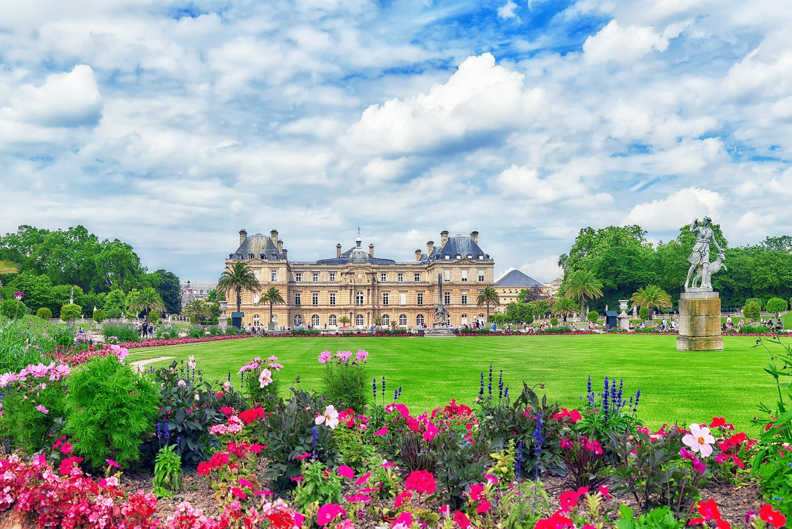 Things to do in Paris: Luxembourg Gardens