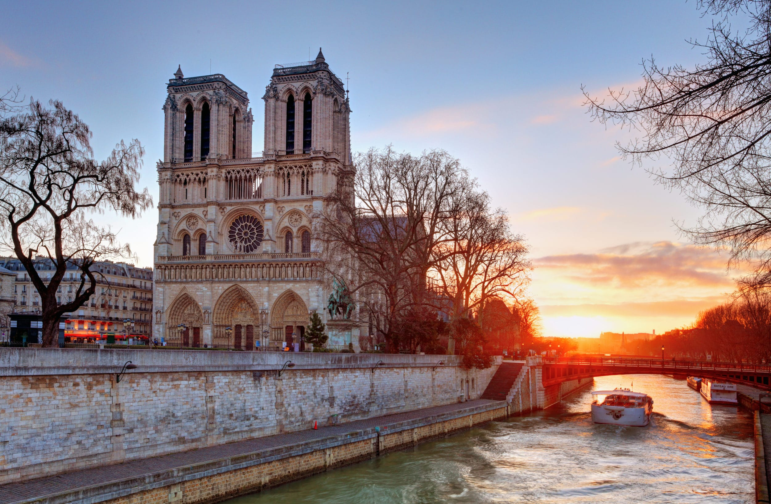 Things to do in Paris: Ile de la Cite and Notre Dame cathedral