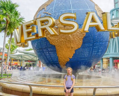 What to See at Universal Studios Singapore