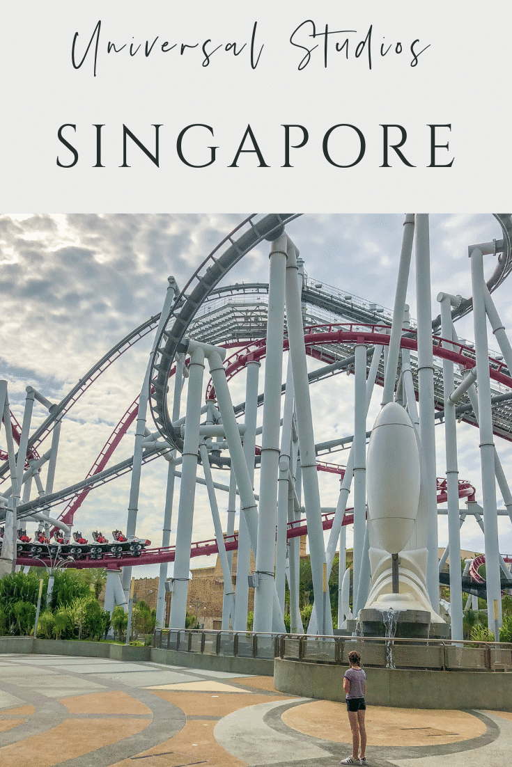 What to expect on a visit to Universal Studios Singapore from rides to what to eat.