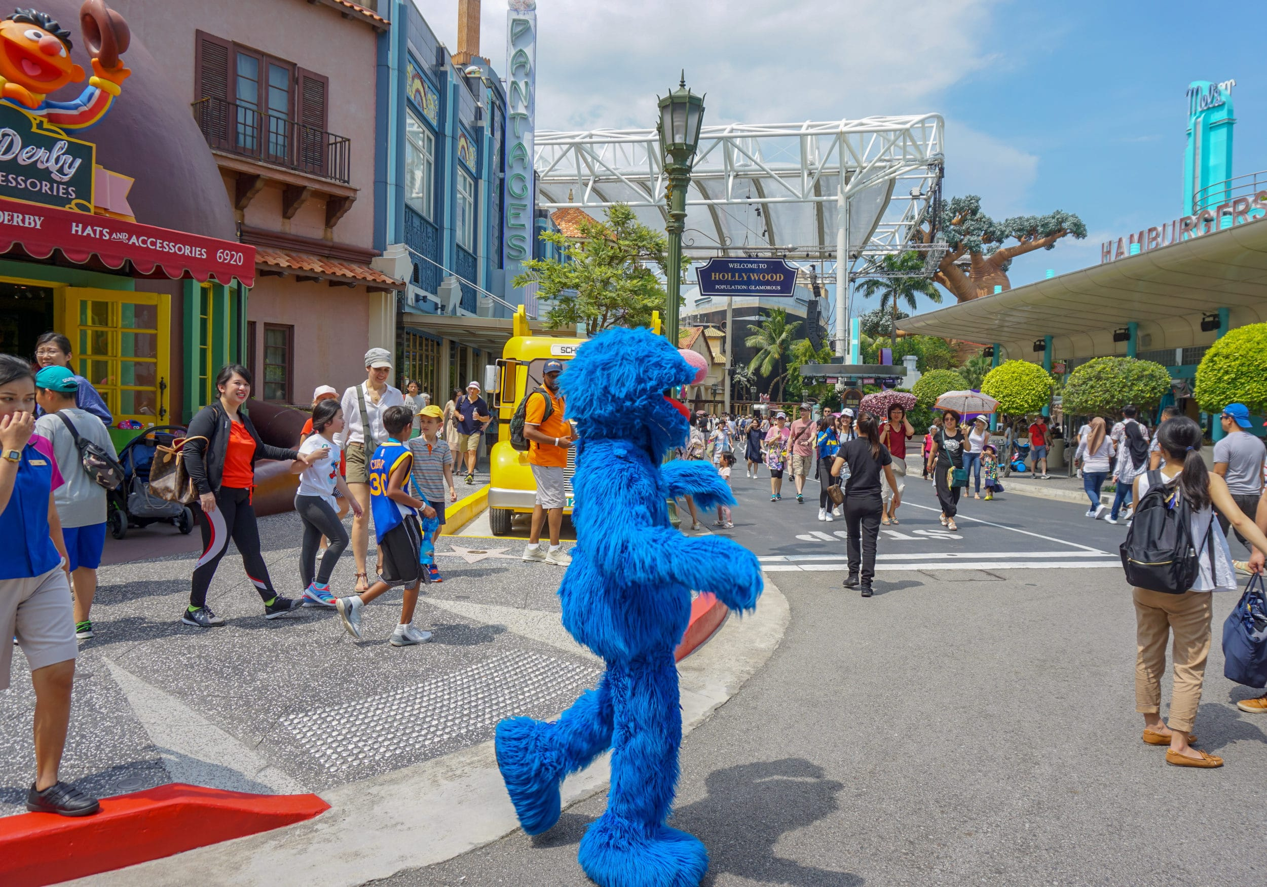 What to See at Universal Studios Singapore - La Jolla Mom