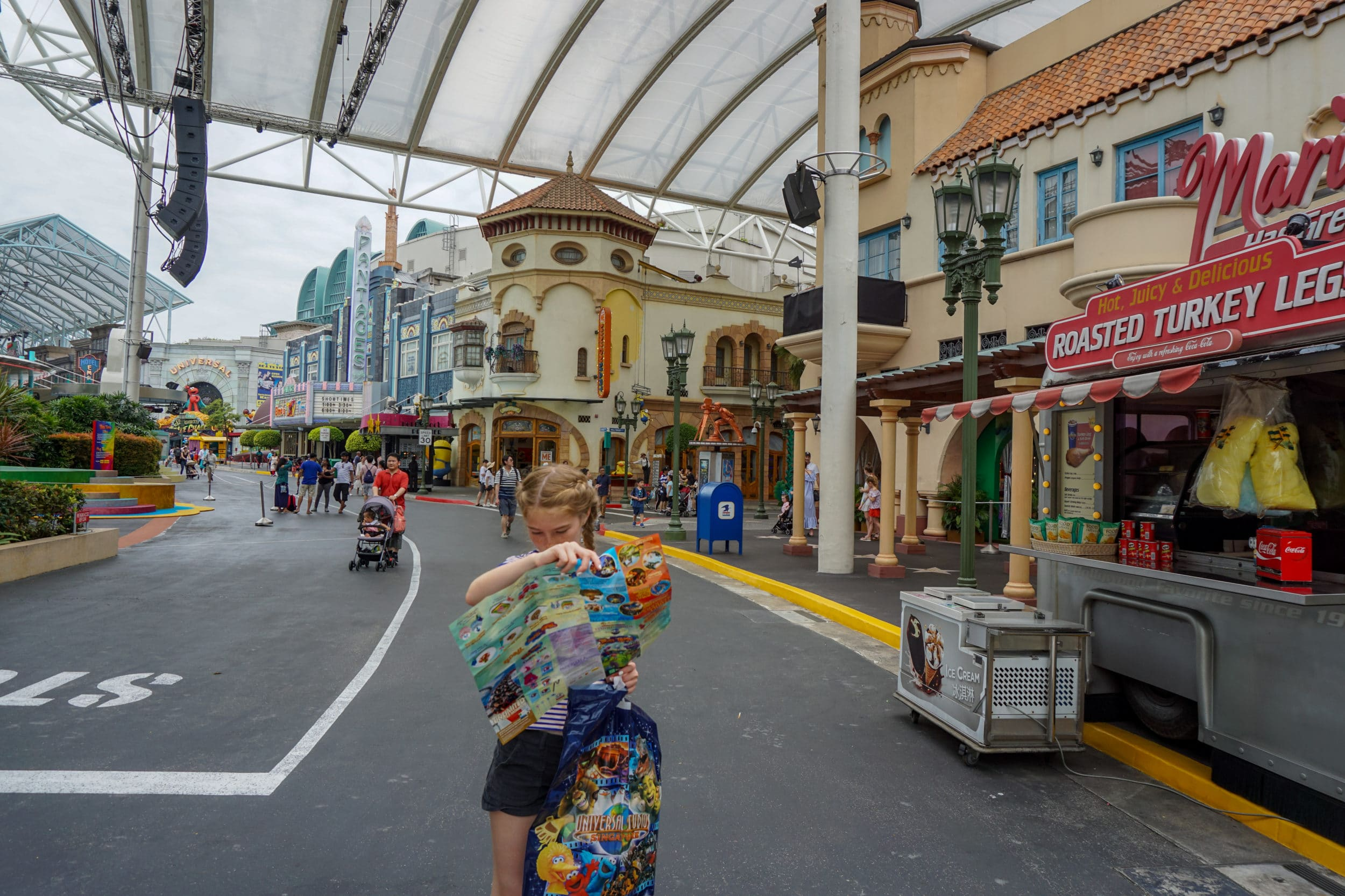 Tips for visiting Universal Studios Singapore