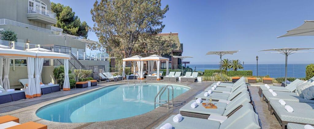 L'Auberge Del Mar hotel pool