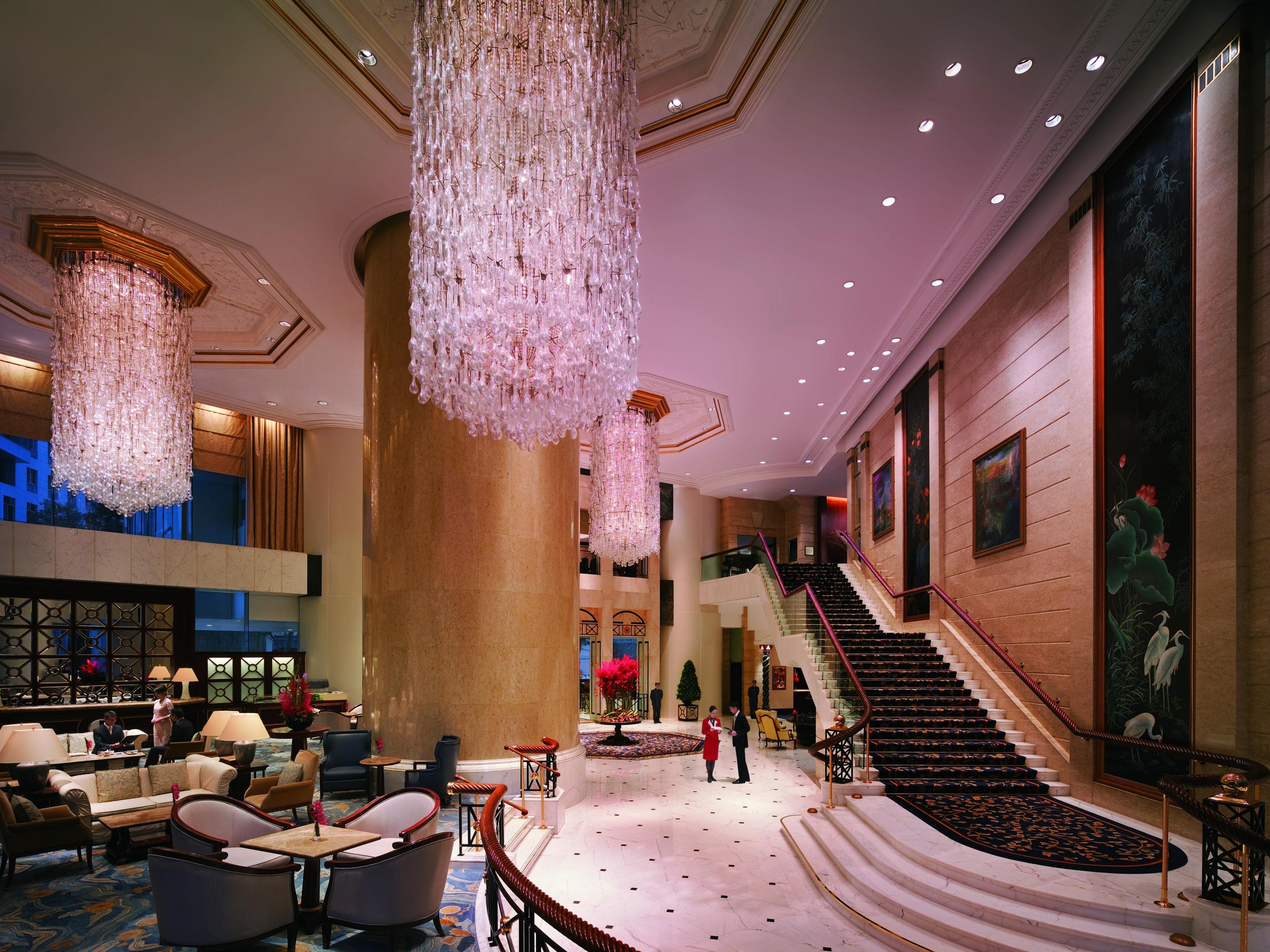 Best Hong Kong hotels: Island Shangri-la