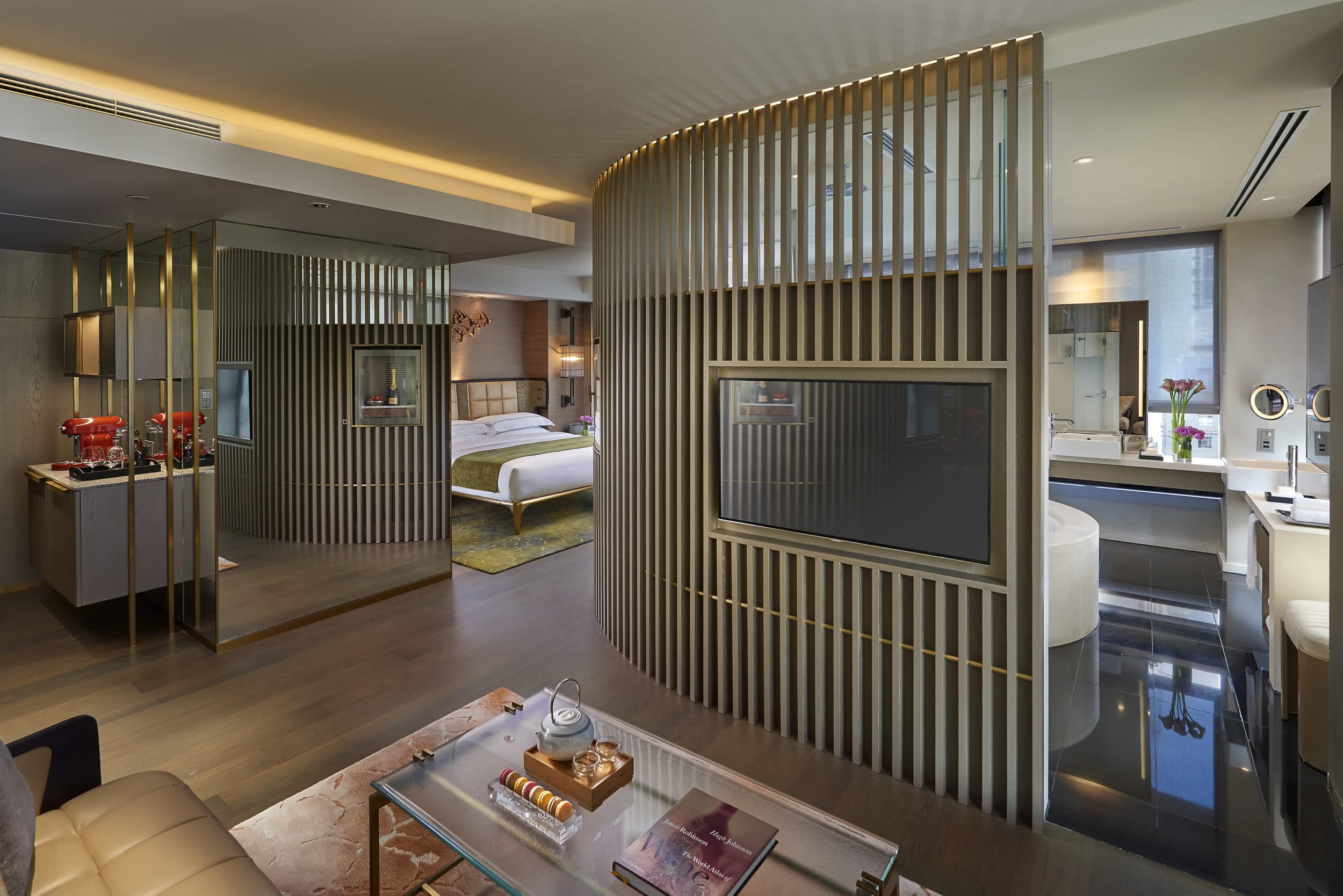 Best Hong Kong hotels: The Landmark Mandarin Oriental