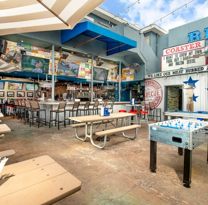 Restaurant Spotlight: Coaster Saloon in Mission Beach