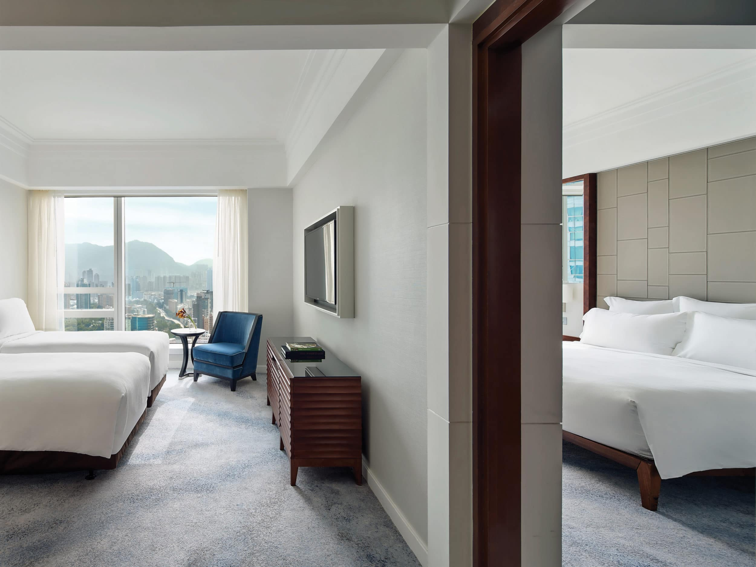 Cordis Hong Kong family suite