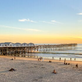 Pacific Beach San Diego hotels: Crystal Pier Cottages