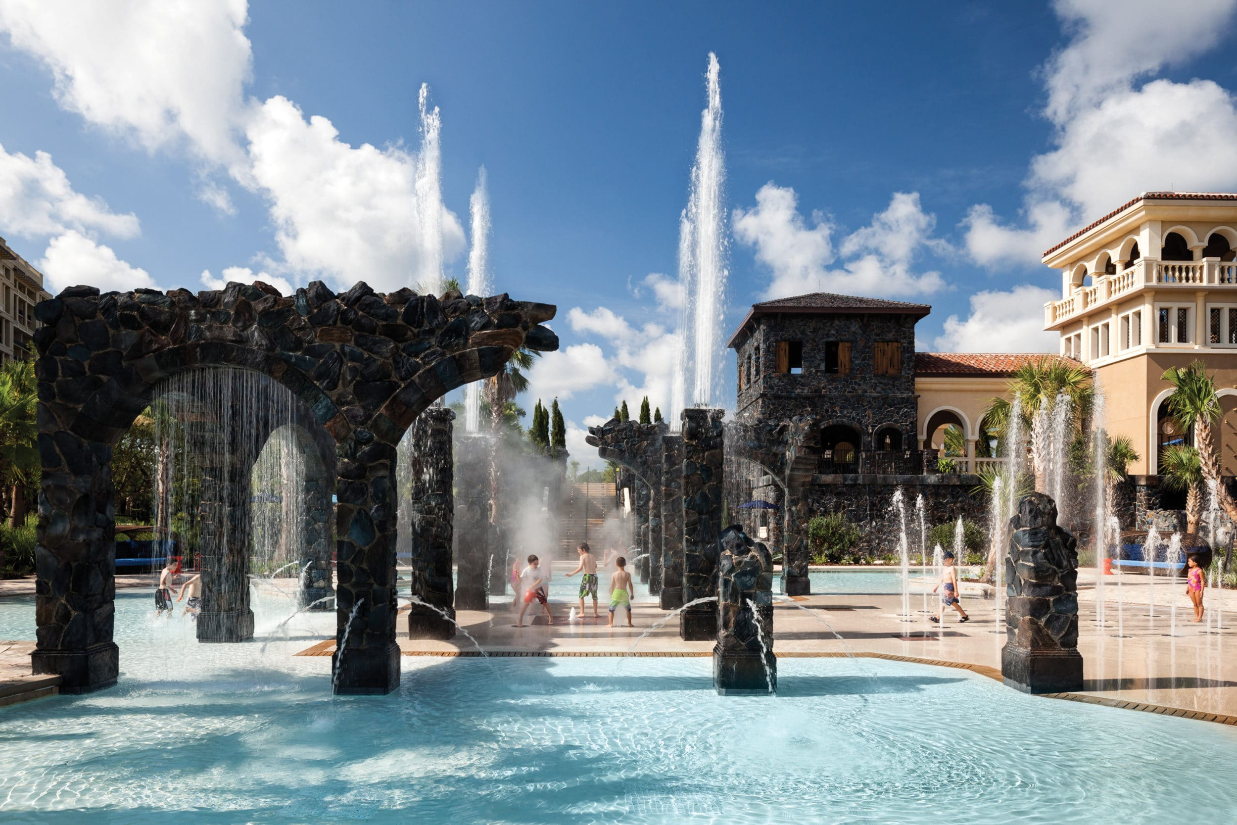 Those looking for luxury on Walt Disney World vacations should choose Four Seasons Orlando