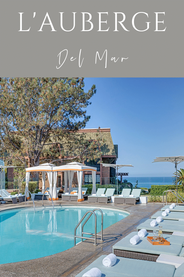 Everything you need to know about booking L'Auberge Del Mar, a San Diego hotel by the beach.