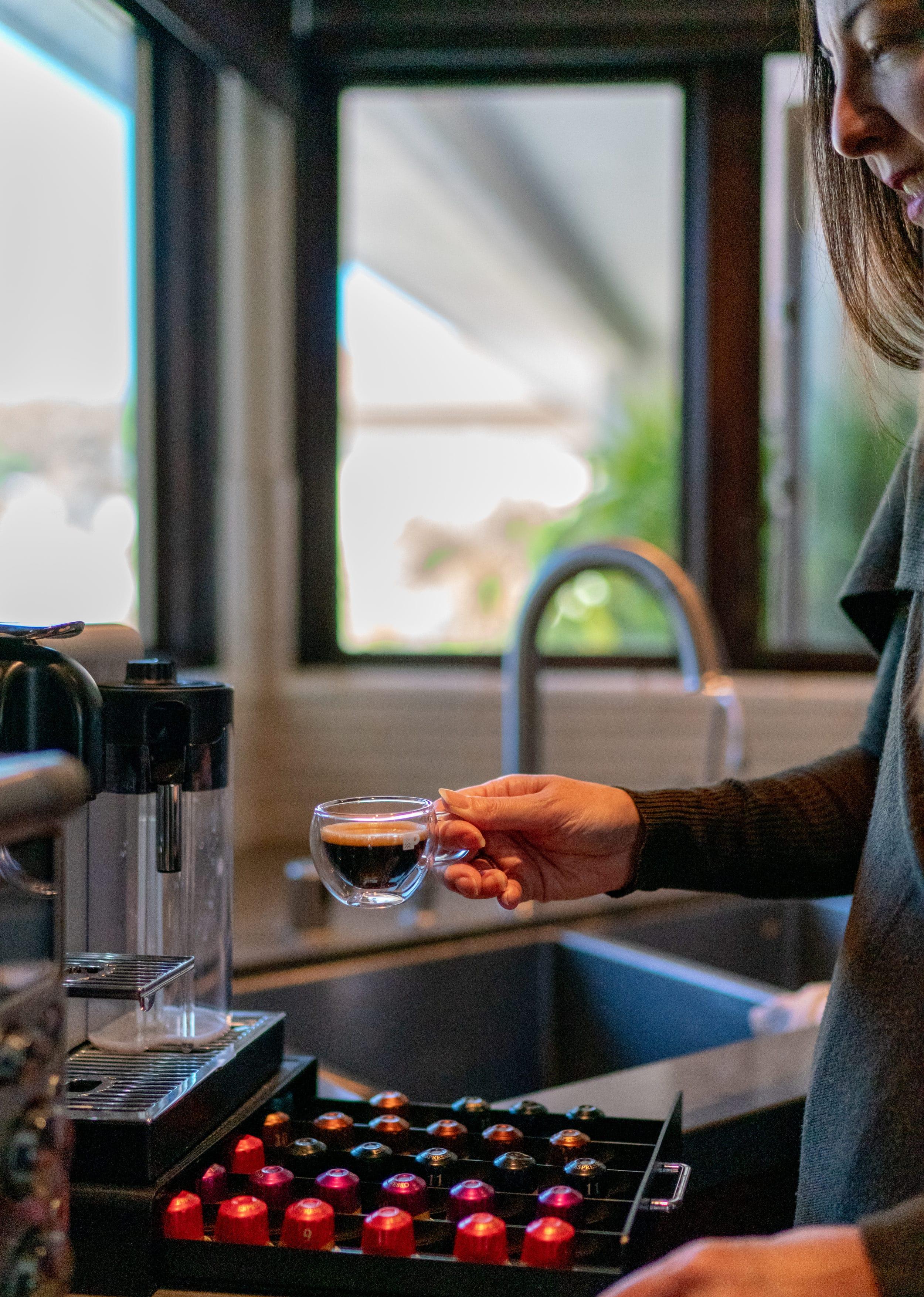 Peet's Coffee nespresso espresso capsules
