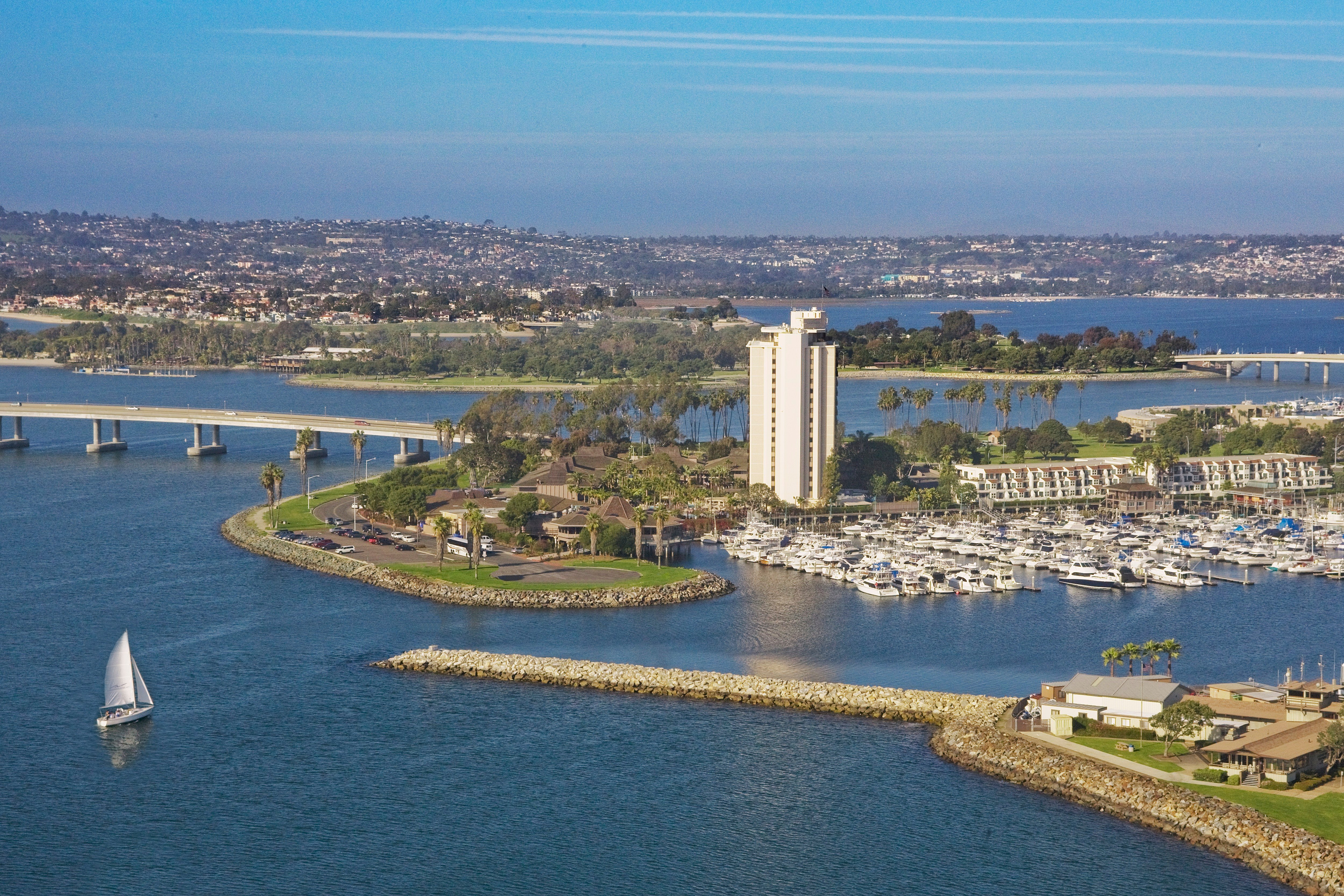 Review Hyatt Regency Mission Bay Spa and Marina in San Diego