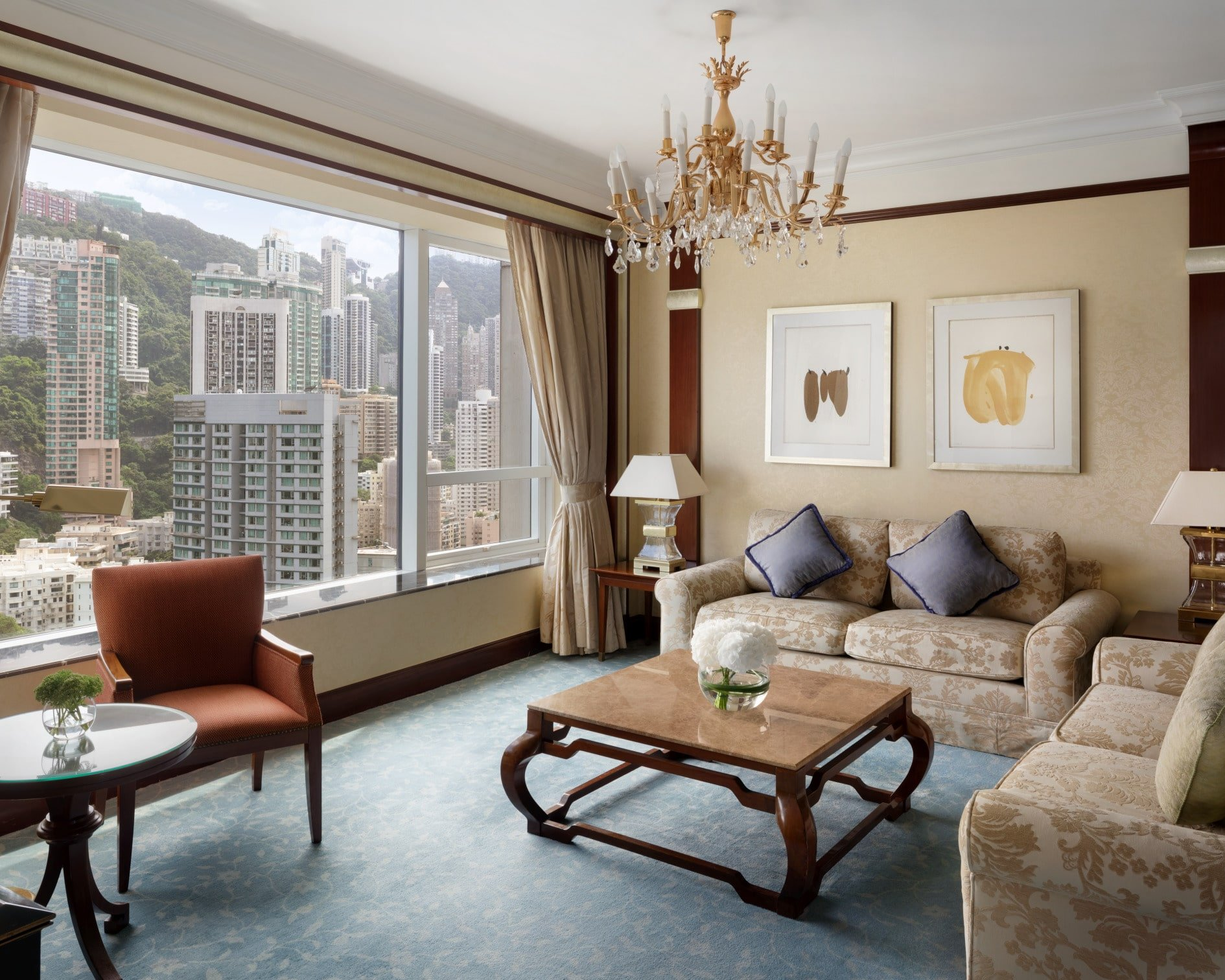 Island Shangri-La Hong Kong Executive Suite King