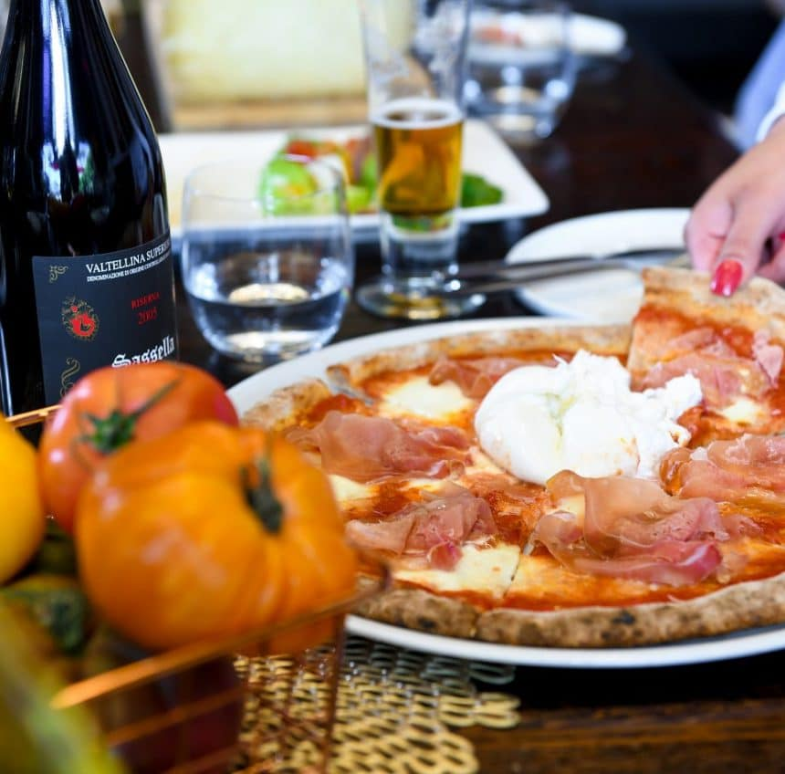 Restaurant Spotlight: Ambrogio15 in Pacific Beach