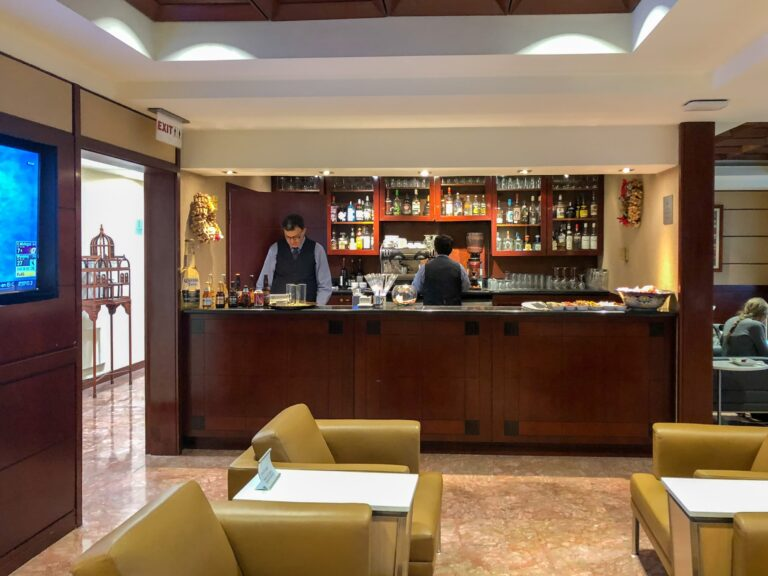 Lounge Report: American Airlines Admirals Club Mexico City