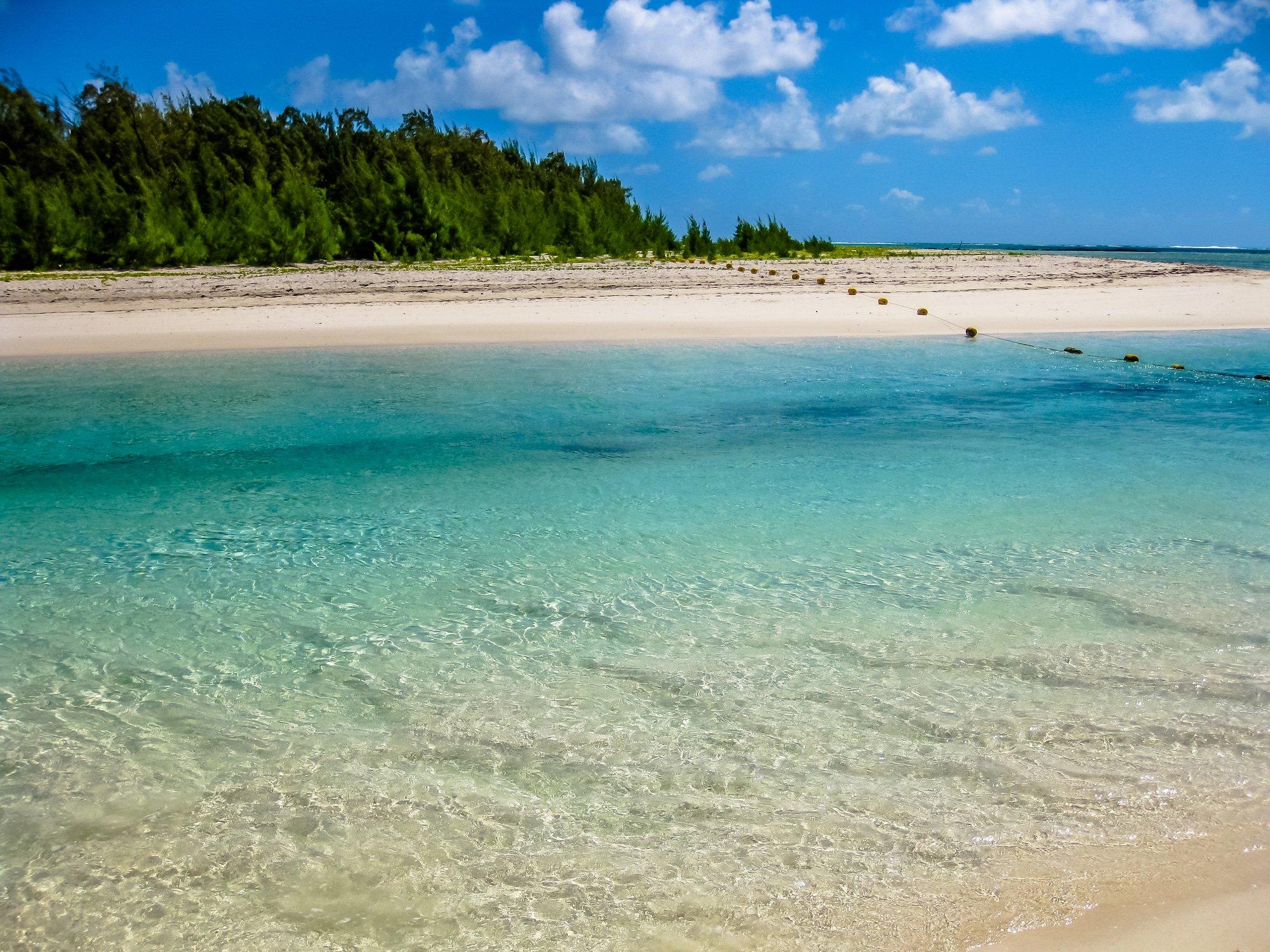 Deer Island Mauritius