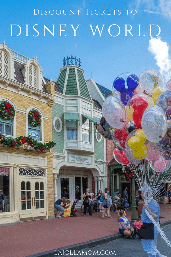 Where to buy discount Disney World tickets for your next Orlando vacation.
