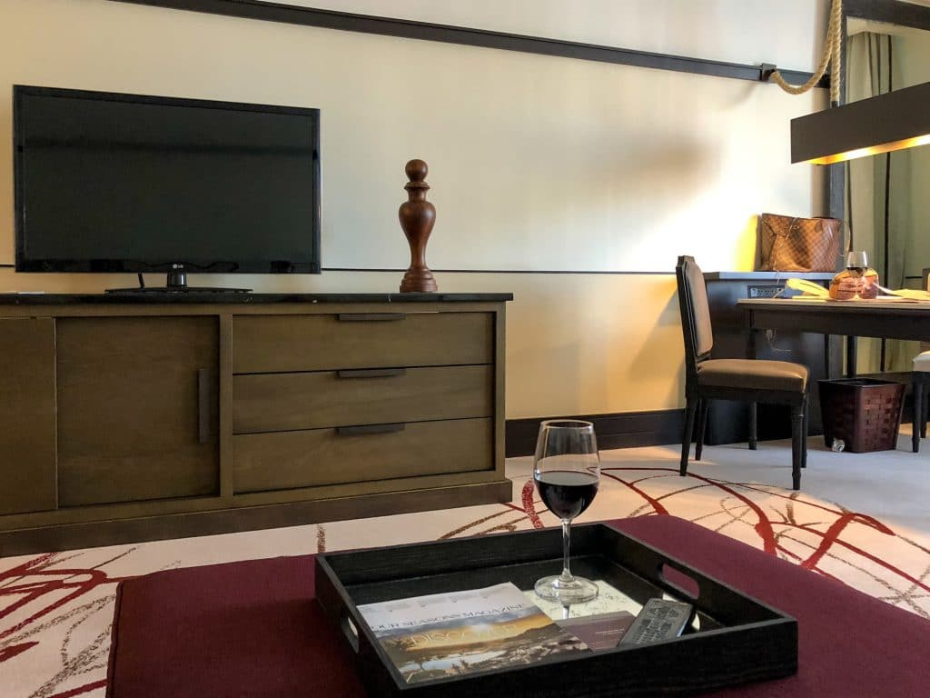 Executive Suite at Four Seasons Hotel Mexico City, D.F.