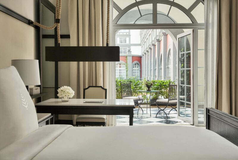four seasons mexico city premier terrace room