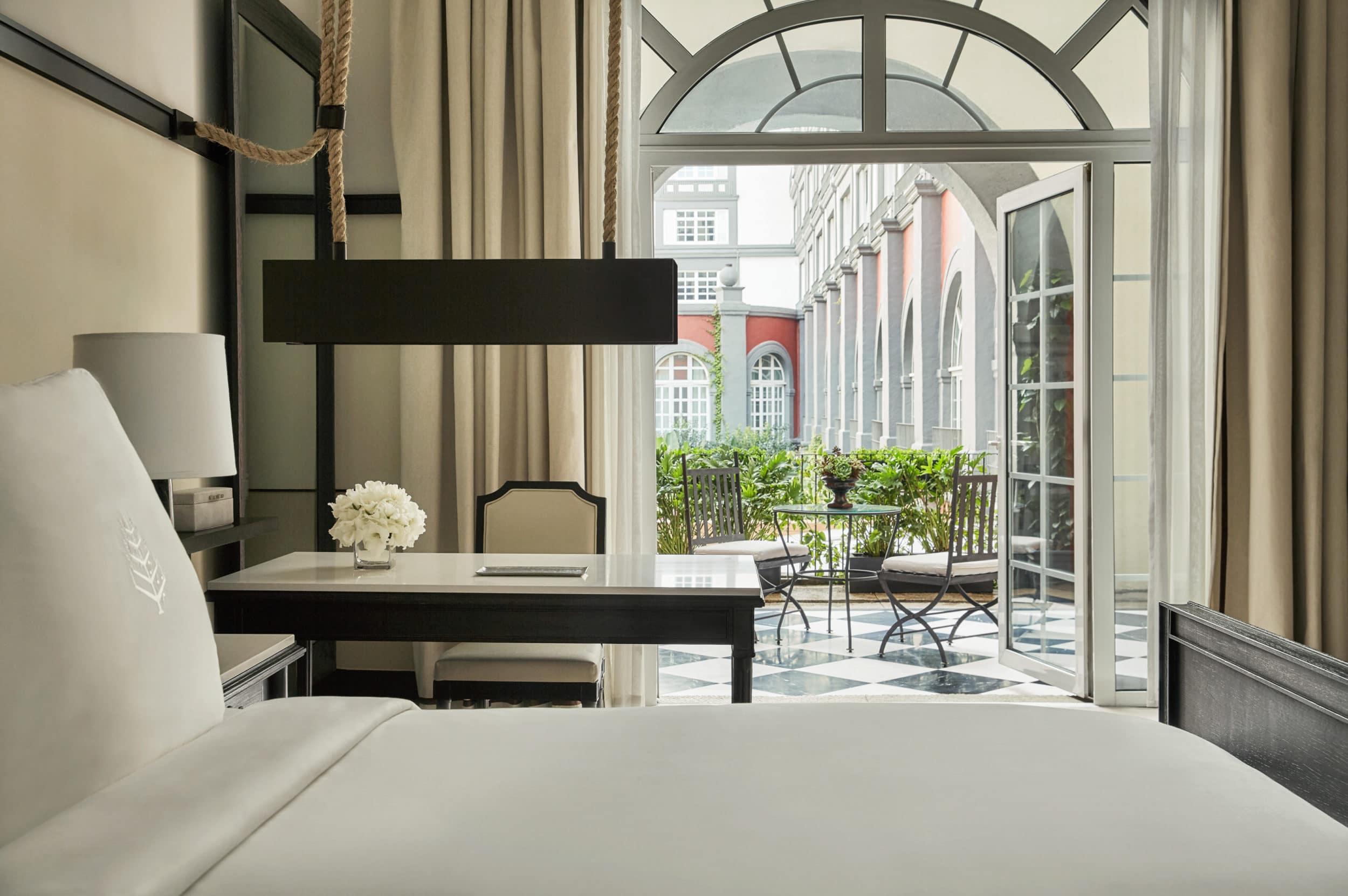 Four Seasons Mexico City Premier Terrace Rooms