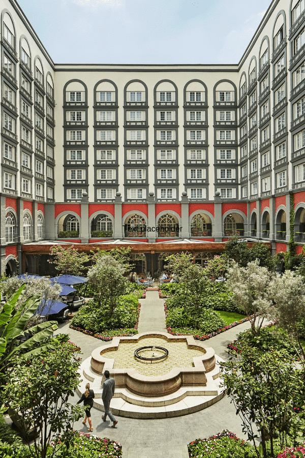 Review: Four Seasons Hotel Mexico, D.F.