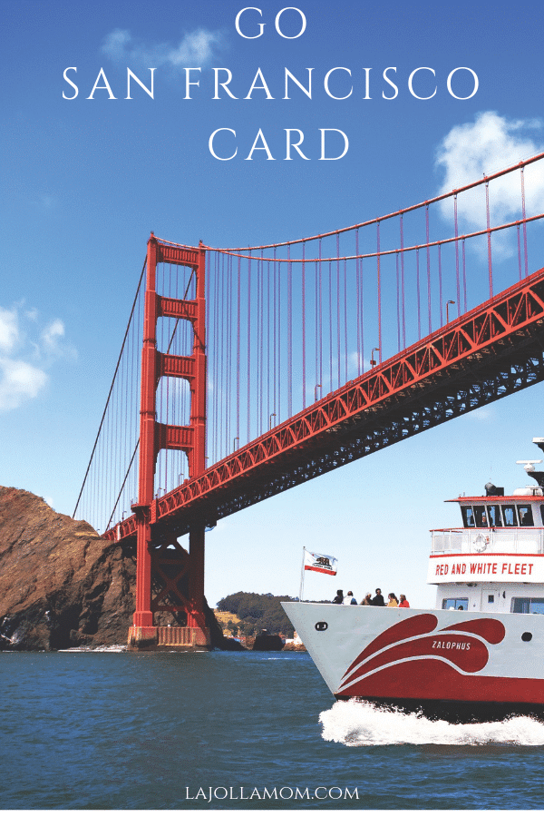 How the Go San Francisco pass saves money while sightseeing at major attractions.