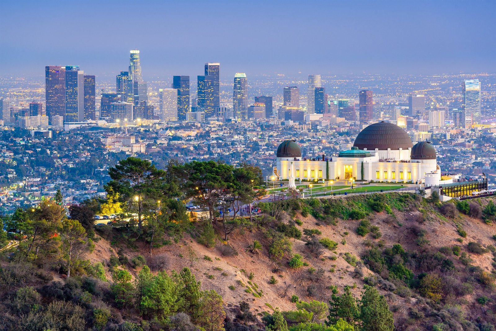 Los Angeles with Young Kids: Griffith Park