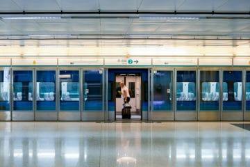 Hong Kong airport transportation: Airport Express