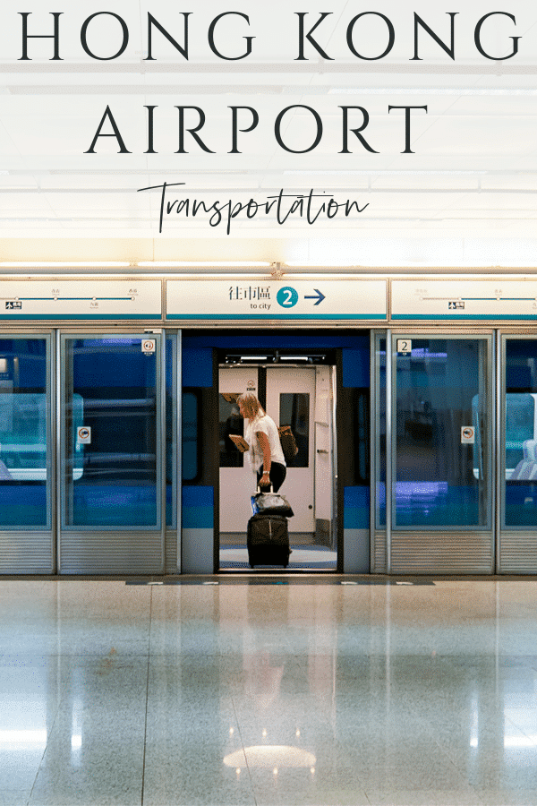 Hong Kong Airport transportation: Getting to your hotel in Central or Kowloon