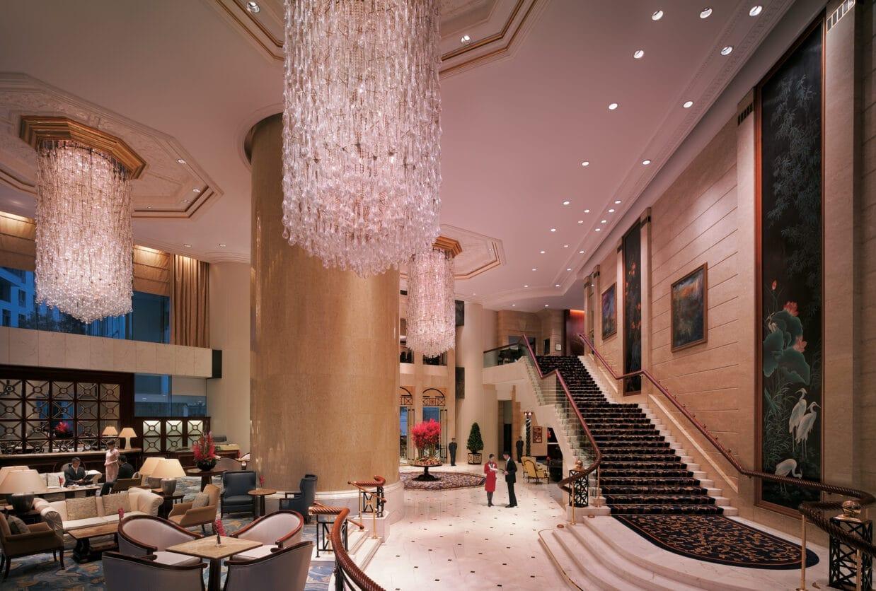 island shangri la hong kong luxury hotel