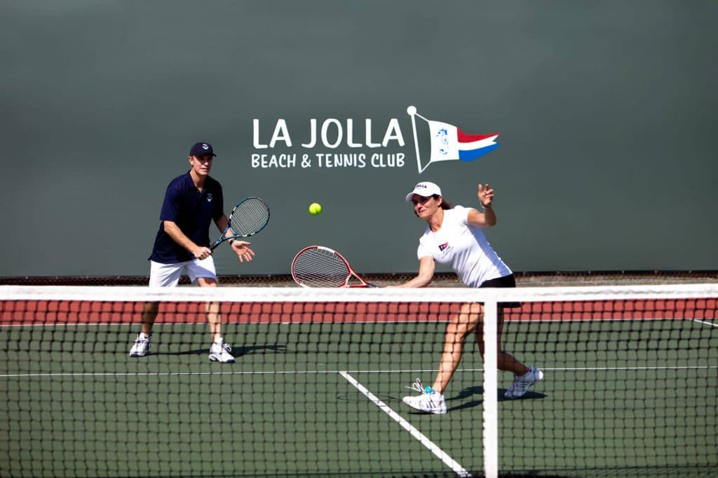 Tennis at La Jolla Beach and Tennis Club