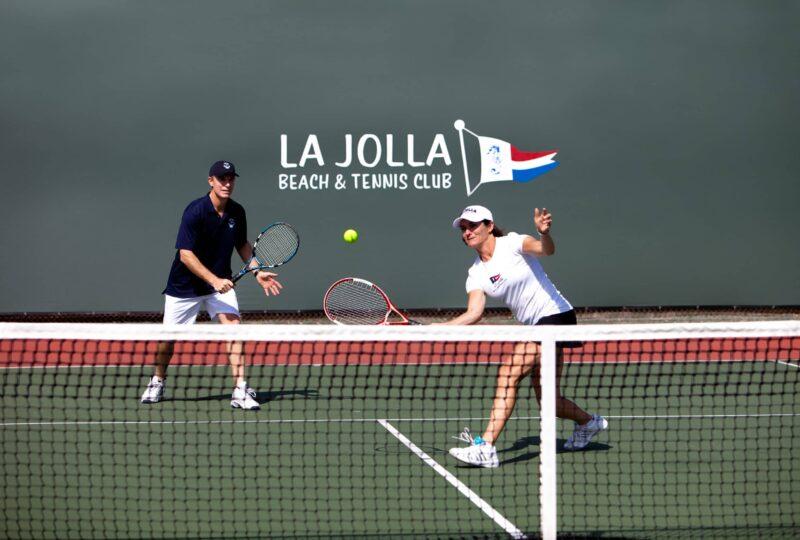 la jolla beach and tennis club court
