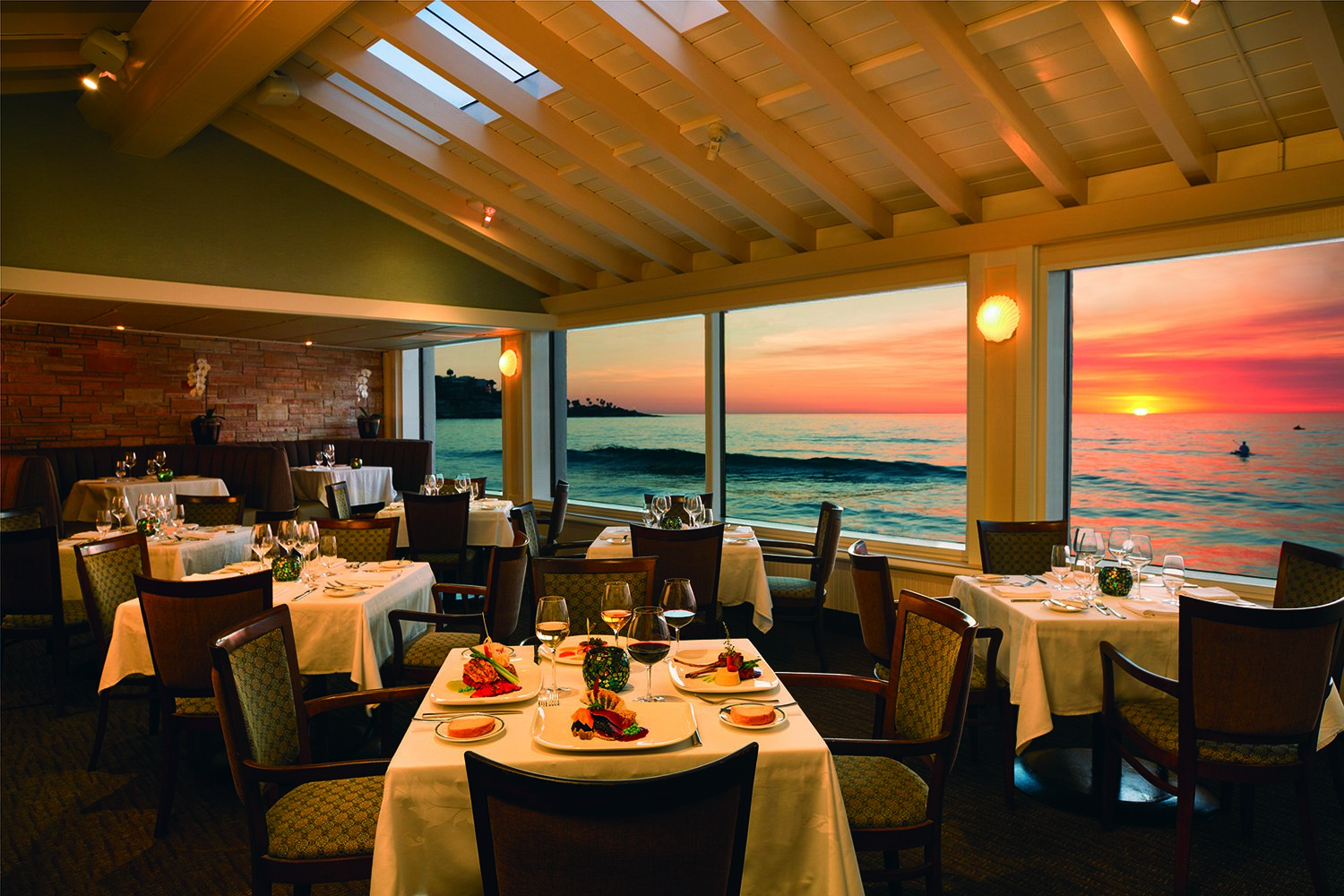 Best La Jolla restaurants: The Marine Room