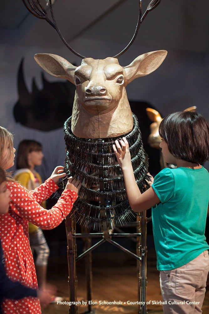 Noah's Ark Skirball Cultural Center Los Angeles