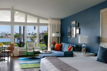 Paradise Point San Diego junior suite