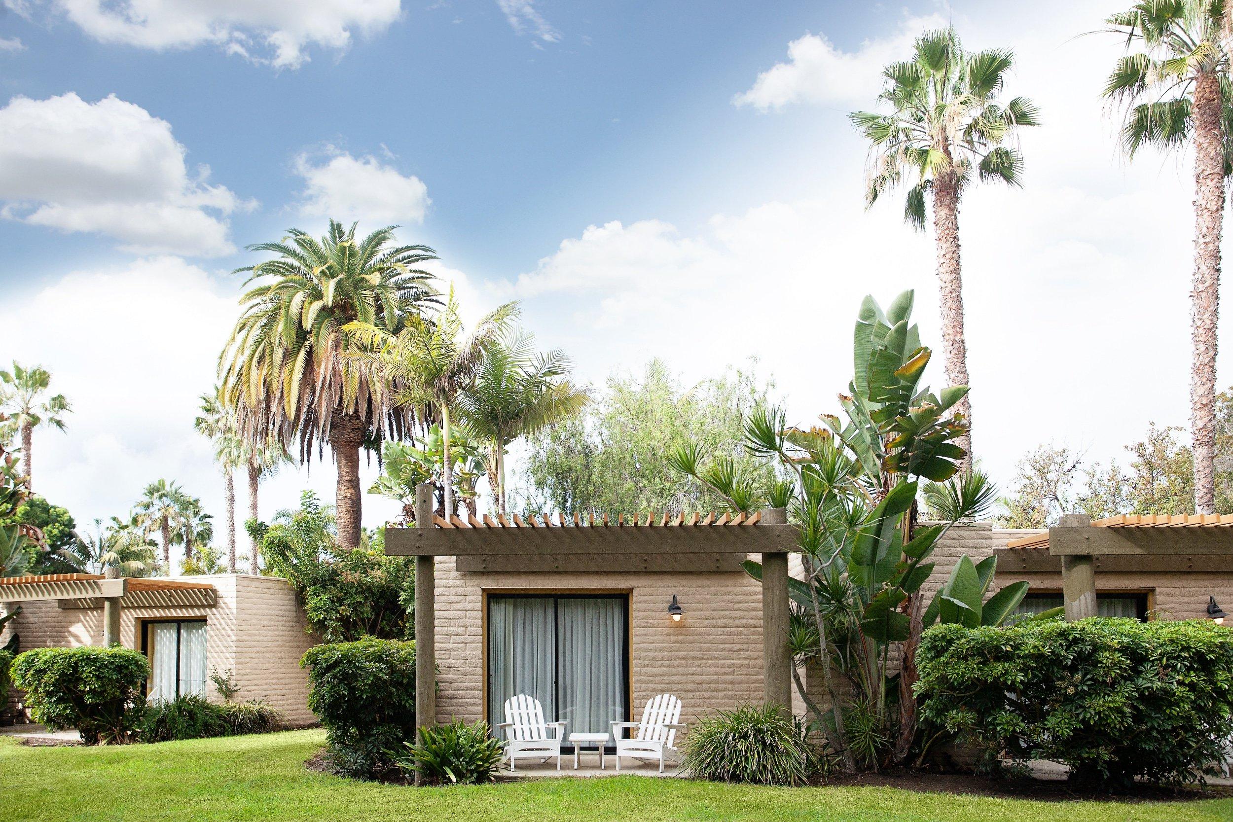 paradise point san diego lanai garden bungalow