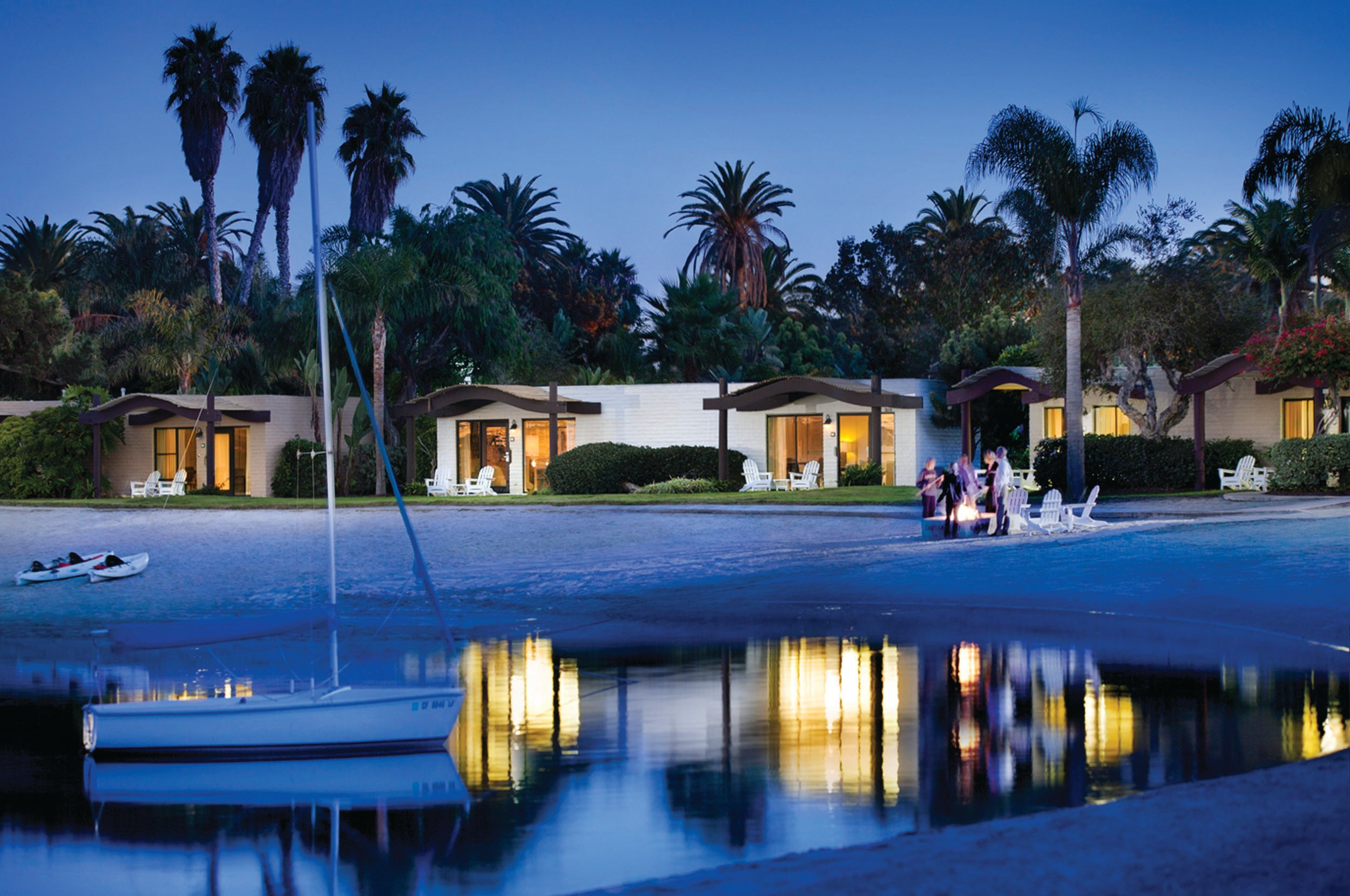 paradise point san diego resort mission bay