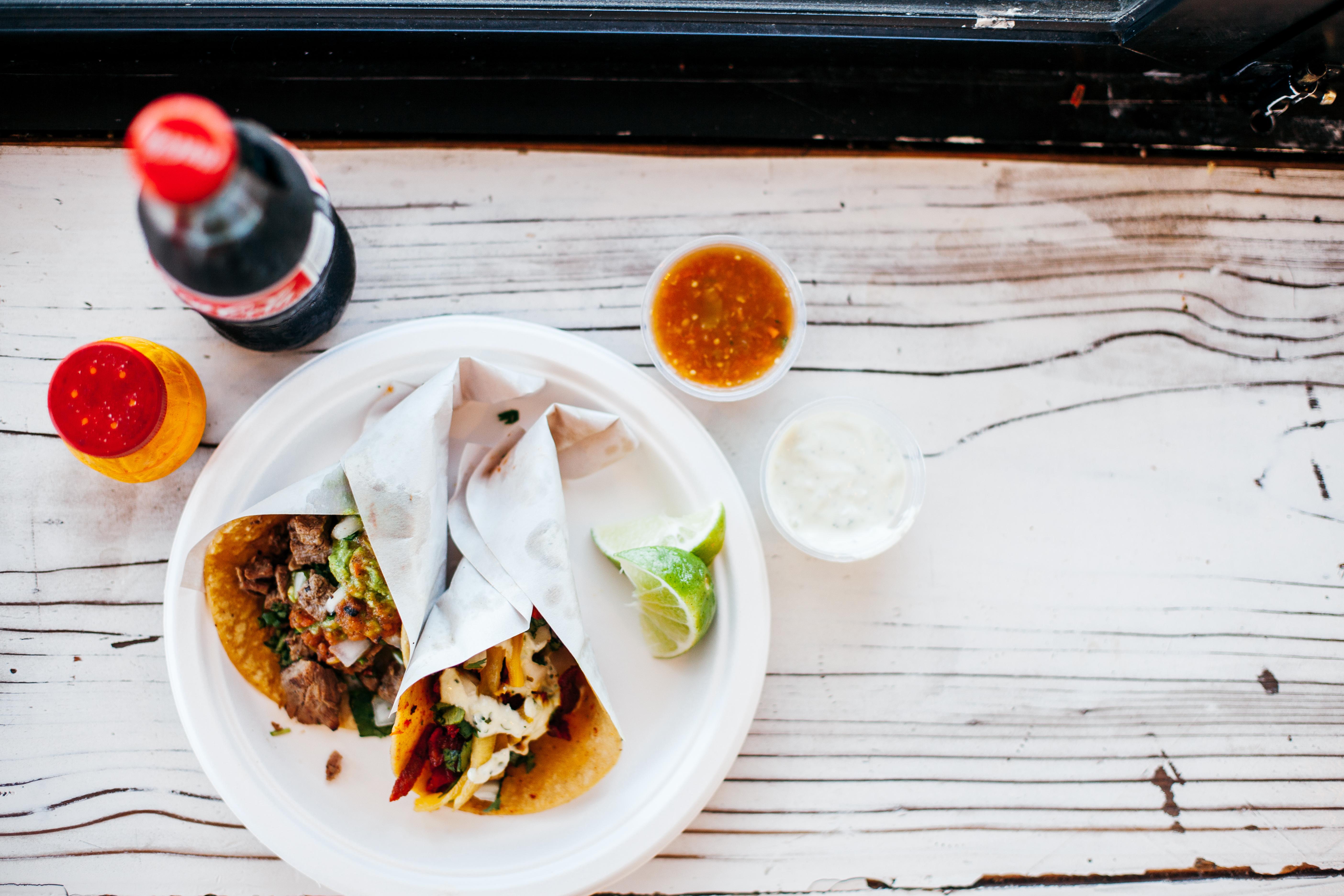 Taco Stand restaurant in La Jolla
