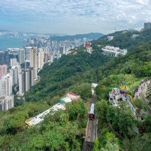 The Peak Tram: What to Expect and How to Buy Tickets