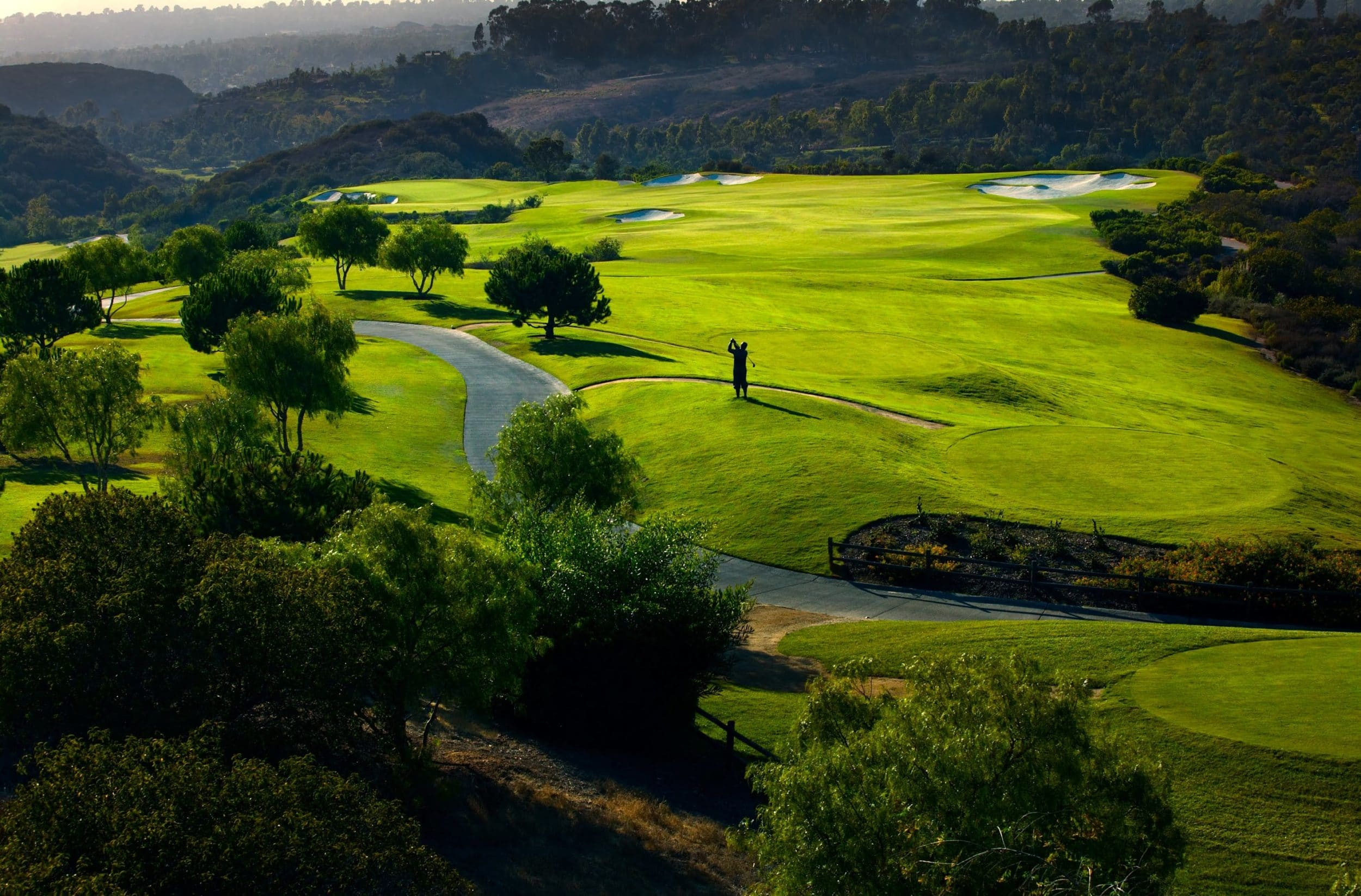 The Grand Golf Course at Fairmont Grand Del Mar in San Diego
