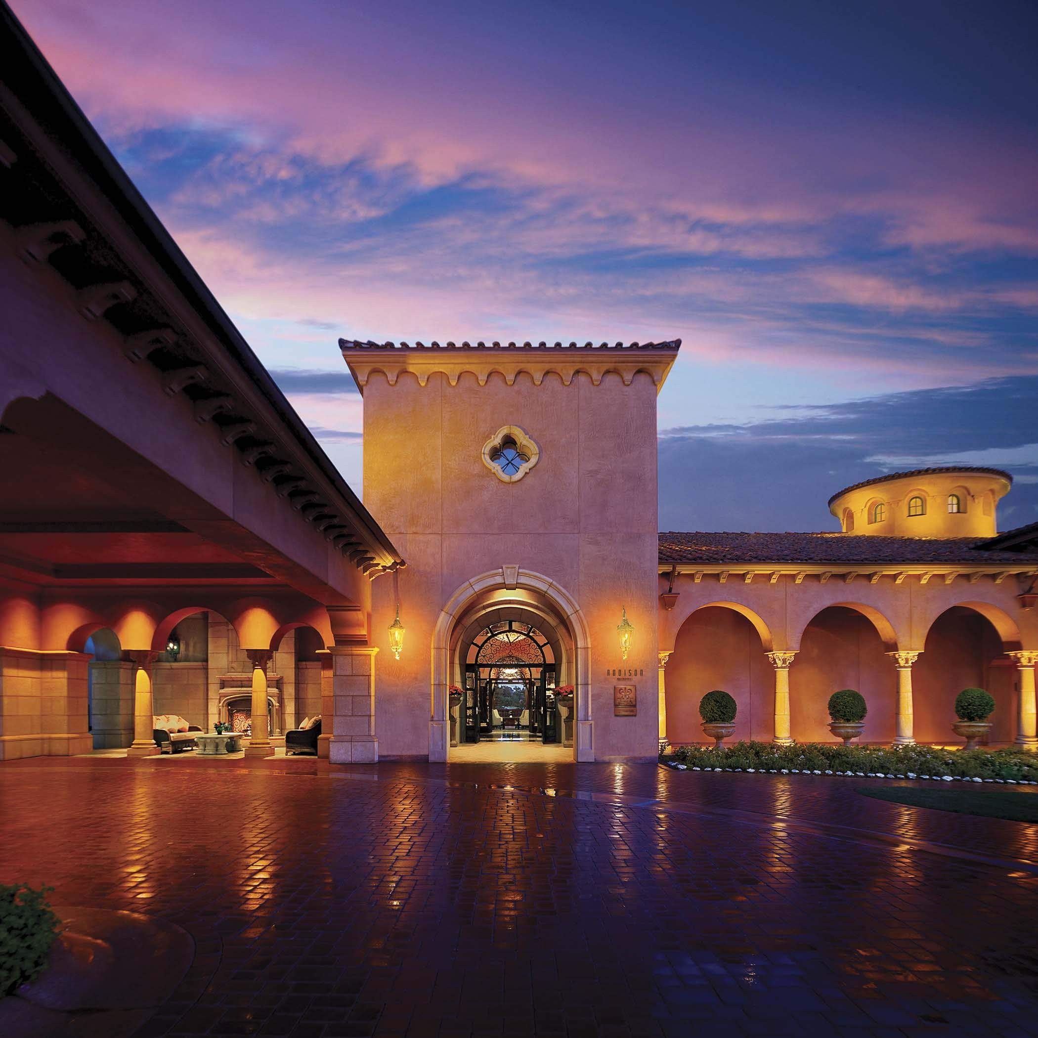Addison restaurant: Fairmont Grand Del Mar