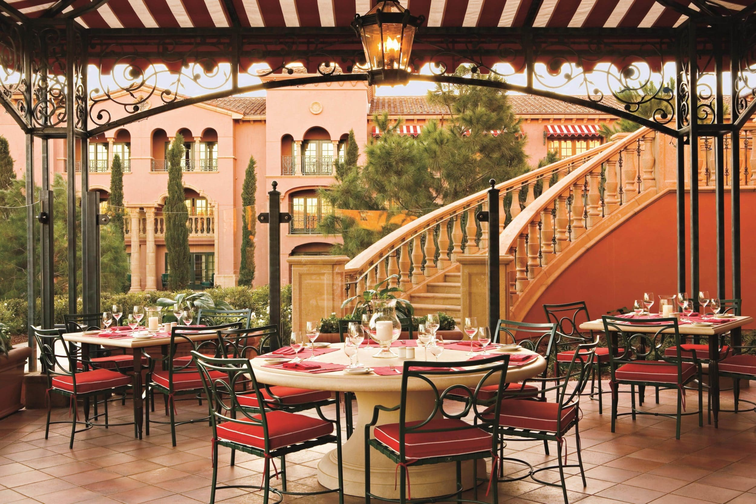 Amaya restaurant at Fairmont Grand Del Mar