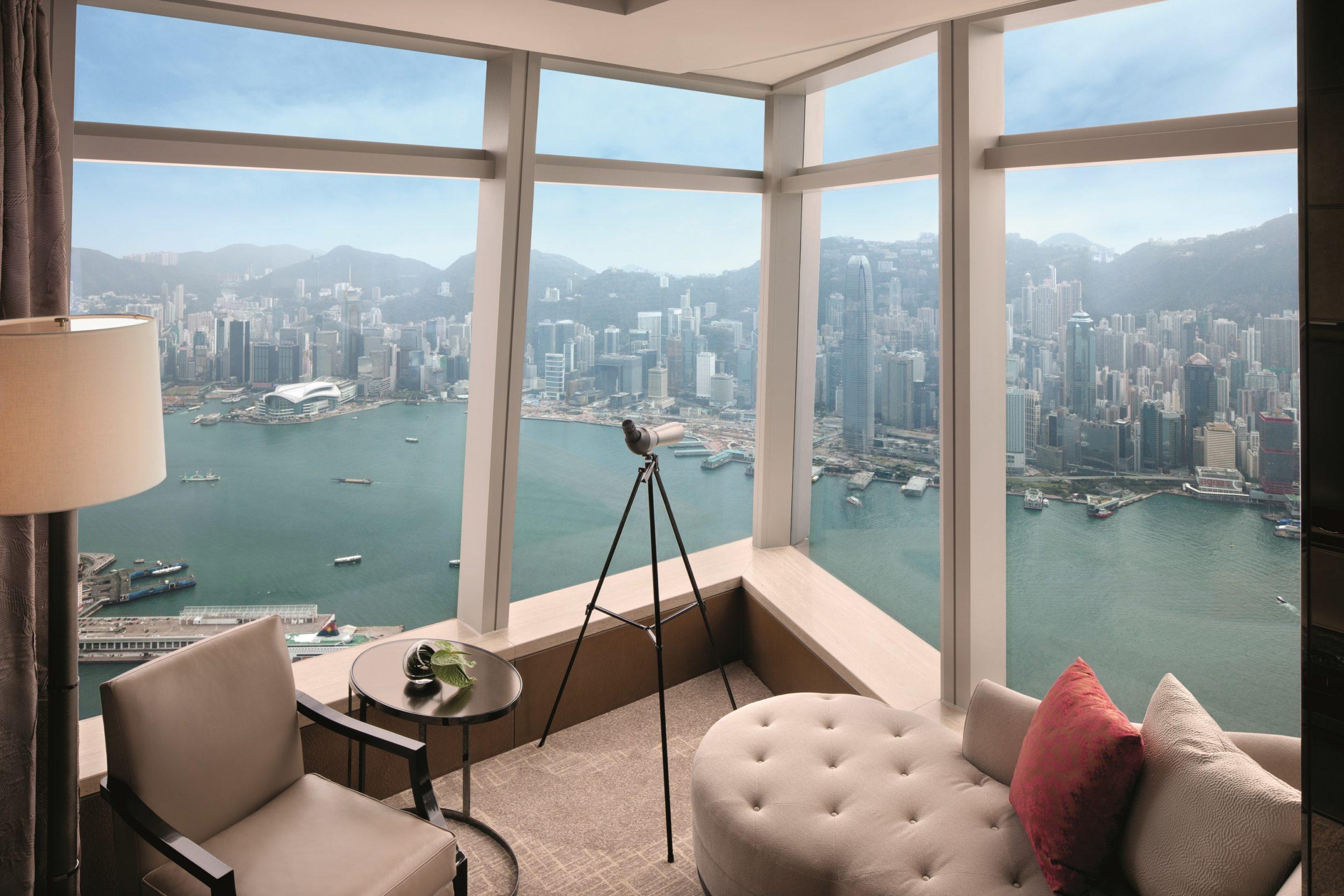 Best hotels in Hong Kong: The Ritz-Carlton