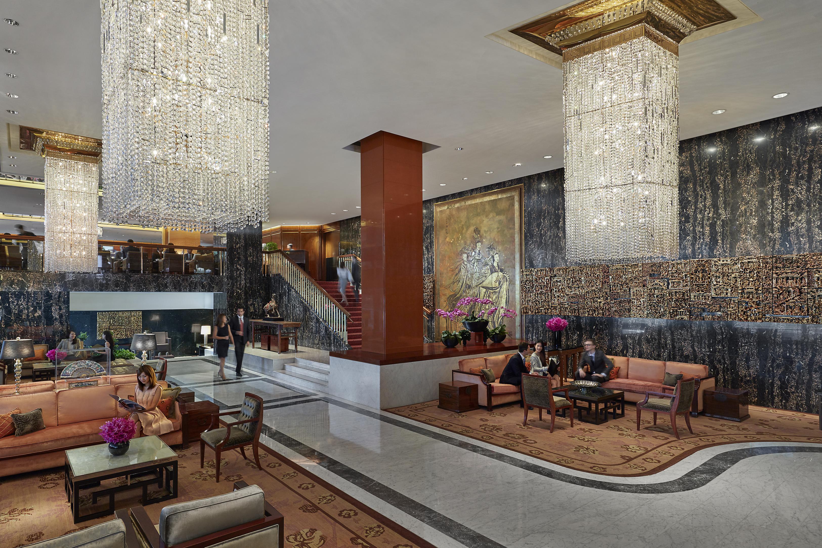 10 Best Hotels in Hong Kong